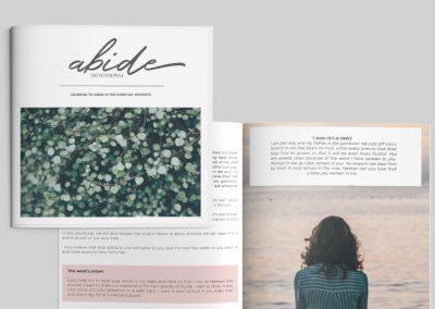 Abide-Devo Design